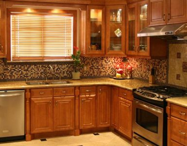 build your kitchen cabinet
