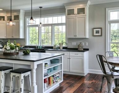 farmhouse kitchen in your home