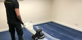 Professional Carpet Cleaning in NY