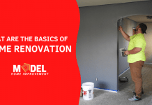 Basics Of Home Renovation