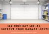 improve your garage lighting