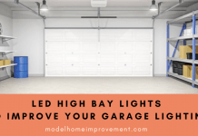 improve your garage lighting