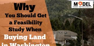 Buying Land in Washington