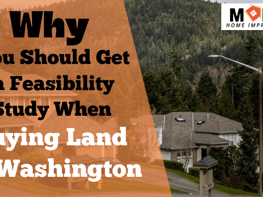 Buying Land in Washington