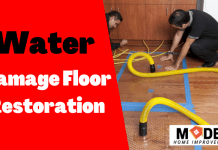 Water Damage Floor Restoration