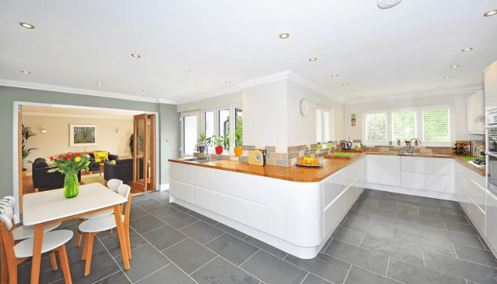 Kitchen Space for Hassle-Free Cooking
