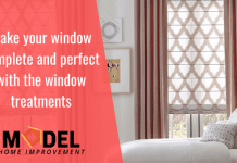 window treatments Weston